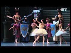 Raymonda - I Act Raymonda's Vision, Variation - Novikova - YouTube