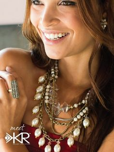 Practical Pearls, Wear these Stunning Strands several ways $149. Order today at www.mysilpada.com/liza.stanton