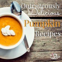 Kids will LOVE #1 -- especially with extra whipped cream! Yum! http://thestir.cafemom.com/food_party/179570/10_pumpkin_dessert_meal_recipes?utm_medium=sm&utm_source=pinterest&utm_content=thestir