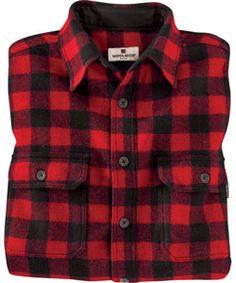 Woolrich // Original Buffalo Check Shirt