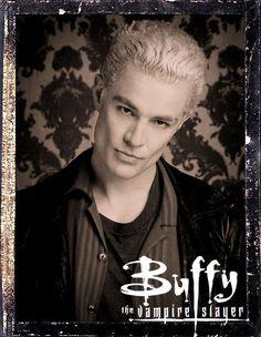 Buffy the Vampire Slayer Spike Shirt by WillsTshirts,