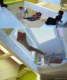 loft, hammock