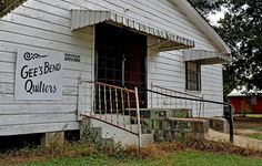Gee's Bend, AL - The Gee's Bend Quilt Mural Trail | History