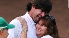 dreams, dream come true, mother, bubba watson, 2012 master