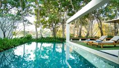 Wooded pool   The Bale, Nusa Dua
