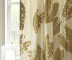 Dessin Fournir Banana Leaves fabric by Rose Cumming