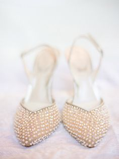 Rene Caovilla Pearl Shoes | photography by http://kateholstein.com/