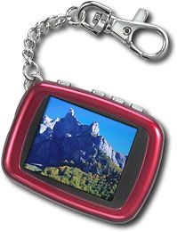 Store pictures on this key chain.  Your kids, your pets, your stuff so you reunite with all of them after a disaster.