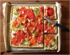 7 Veggie Pizza Recipes