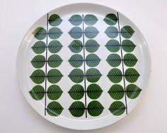 Gustavsberg Bersa plate by Stig Lindberg.