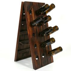 Riddler Wine Rack