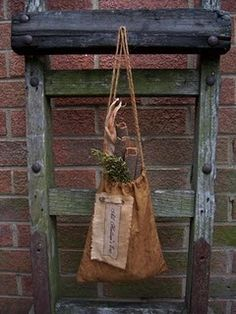 Cinnamon stick bag~