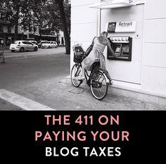 Blogging + Tax Season: A Q&A with Helena Swyter, CPA