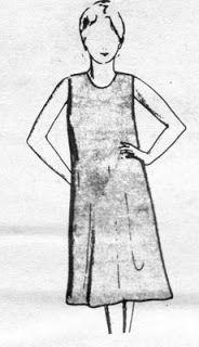 Vestido de maternidad - El costurero de Stella