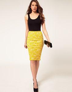 I love this skirt...