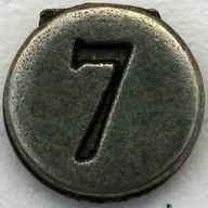 7 my favorite number