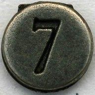 7 my favorite number