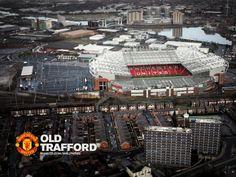 Old Trafford Stadium Grass