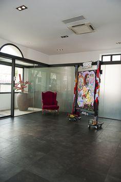 Vernissage Street Art pour MP2013 et New Hotel