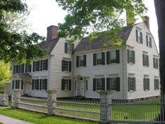 Phelps-Hatheway House CT