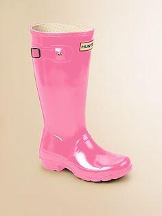 Hunter Kid's Boots