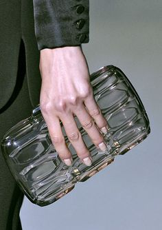 The Spring 2013 Accessories Report - See It Through - Gucci