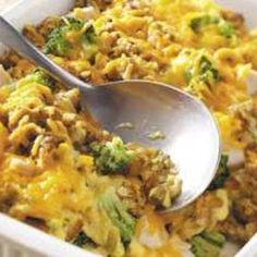 Broccoli Chicken Casserole Recipe
