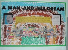 Martin Luther King Jr.  Bulletin Board