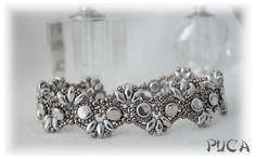 """Schéma ...Bracelet """" Paule"""" de Les perles de Puca"""