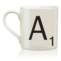 SCRABBLE Mug A, $14.99, now featured on Fab.