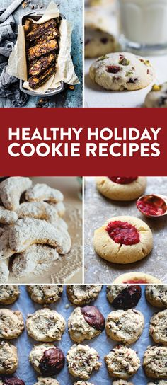 Lighten up your holiday season with these spectacular Healthy Soft Raspberry Thumbprint Cookies. They're grain-free and made with a delicious home raspberry filling.