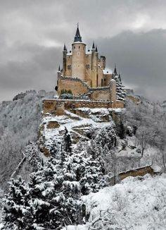 Alcázar de Segovia, Spain