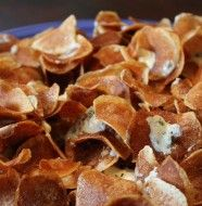 gorgonzola chips from homemadecravings com eat appet zucchini chips ...