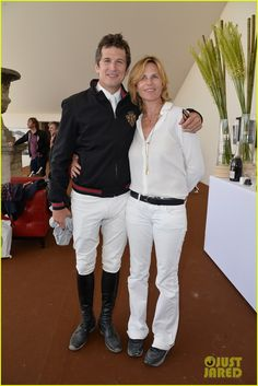 Guillaume Canet in Gucci | Paris Eiffel Jumping event July 4, 2014 at Champ-de-Mars in Paris