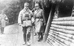 AUSTRO-HUNGARIAN ARMY DURING THE FIRST WORLD WAR 1914-1918