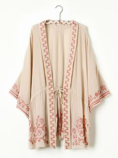 Free People Bette Bed Jacket, $118.00