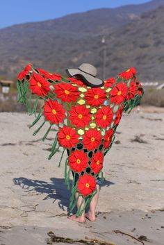#Crochet #Shawl #Pattern