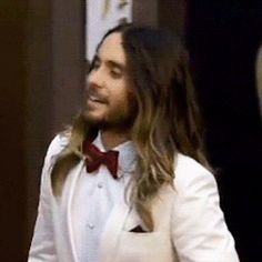 And to many more awards seasons with this hair flip: | 27 Reasons Jared Leto Was The Absolute Best Person During All Of Awards Season