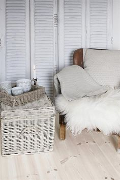 Cute AND cosy.