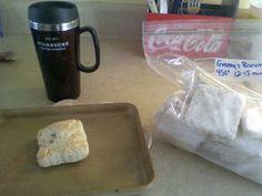 Just Makin' It: Tuesday's Food: Homemade Biscuits Like Grandma Made