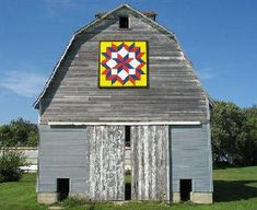 Favorite barn quilts