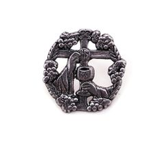 Pewter First Communion Pin, $1.95  #CatholicCompany first communion, communion gift, communion pin