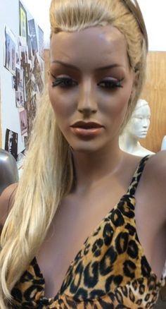$400 for this Ulla Rootstein mannequin Mannequin (http://www.mannequinmadness.com/ulla-rootstein/)