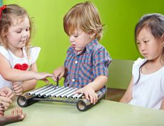 Music and Mission Friends - Learn simple, creative ways to bring more music into your preschool classroom!