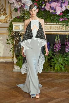 Alexis Mabille Fall 2013 haute couture runway fashion