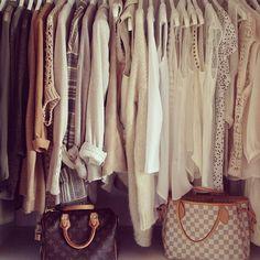 closet inspiration via thehunt