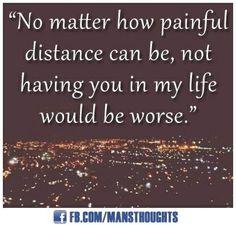 Distance..