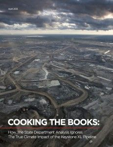 Cooking the Books: The True Climate Impact of Keystone XL