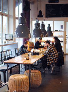 cafe in Amager: wullf konstali