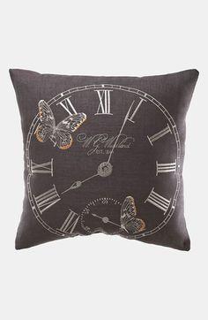 'Time Flies' Pillow